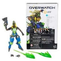 Overwatch Ultimates Series Lucio 6-INCH-SCALE Collectible Figure New In Box - $13.00