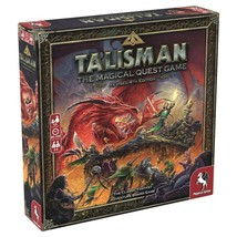 Talisman 4th Edition - The Magical Quest Game   -=NEW=- - $69.95