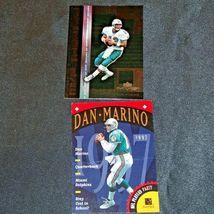 Dan Marino # 13 Miami Dolphins QB Football Trading Cards AA-19FTC3003 Vintage Co image 4