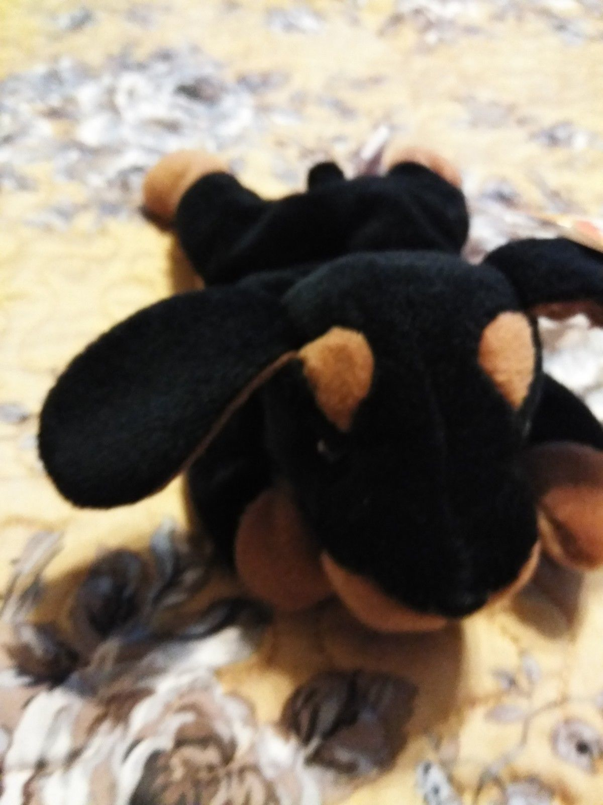 Doby Beanie Baby P.V.C. Pellets 1996 (Rare) and 22 similar items 7506894a3c3