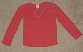 EUC Gymboree Sweet Heart Red Shirt Top Size 6 - $2.99