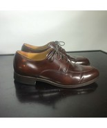 Cole Haan Sz 11 M, Dark Brown Leather Dress/Business Shoes Men. NikeAir.... - $27.72