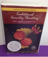 Traditional Country Oil Painting Educational VHS HSEAD 2003 Lois Tucker NEW - $14.01