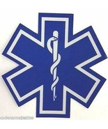 """STAR OF LIFE 32"""" x 32"""" Highly REFLECTIVE Ambulance Decal -Star of Life E... - $153.40"""