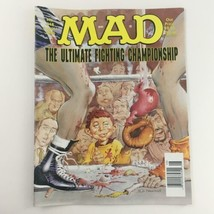 Mad Magazine August 1996 No. 348 Ultimate Fighting Championship Very Fine VF 8.0 - $9.45