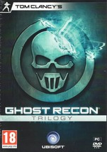 Ghost Recon Trilogy (3 PC Games) [Windows 8] - $15.99