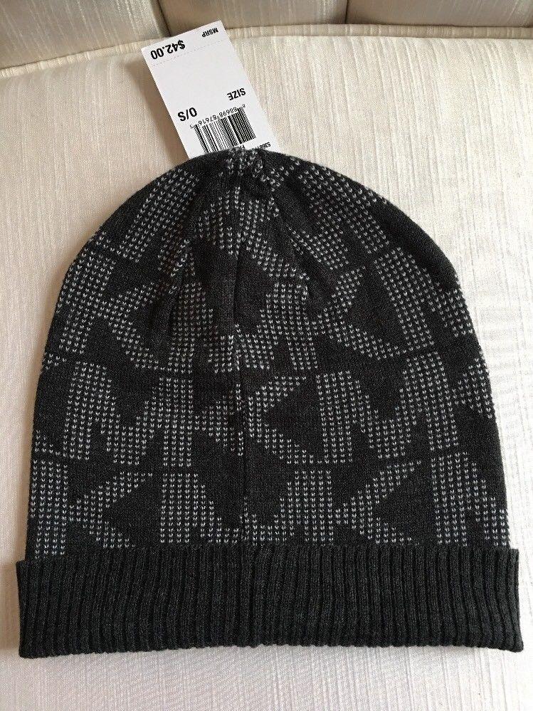 19fddd8e37e MK Michael Kors Women s Knitted Beanie and 50 similar items. S l1600
