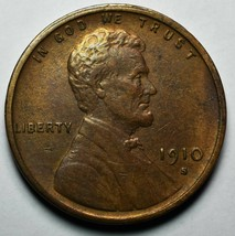 1910S Lincoln Cent Coin Lot A639