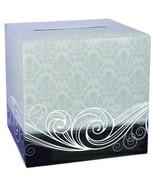 Hortense B. Hewitt Wedding Accessories Damask Card Box - $23.65