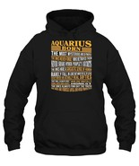 1 Top selling Aquarius Zodiac Sign s for mens womens Hoodie - $34.99+