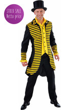 "Mr Bee / Wasp - Black / Yellow Jacket , Medium 42"" chest - $40.87"