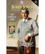 Bobby Jones How to Play Golf - The Complete Game [VHS] [VHS Tape] - $3.97