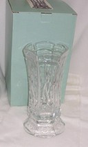 PartyLite Signature Crystal Hurricane Hand Cut Crystal P7523 - $26.68