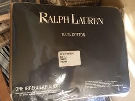 Ralph Lauren 52nd Street Stripe Queen Flat Sheet - $46.50