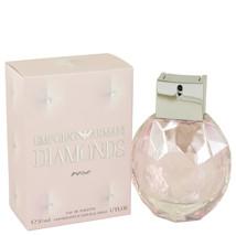 Emporio Armani Diamonds Rose by Giorgio Armani Eau De Toilette  1.7 oz, Women - $56.15