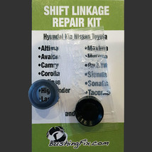 Juke Transmission Shift Cable Repair Kit w/ bushing Easy Install - $24.99