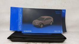 2012 Honda Cr-v Owners Manual 100649 - $56.59