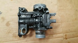 1981 Kawasaki GPZ550 KZ550 D1 outer left carburetor body # 1 TK 1412 - $39.60