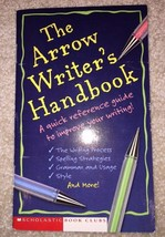 Set of 2 Scholastic Books, 101 Things You Need to Know & Arrow Writer's Handbook - $8.00