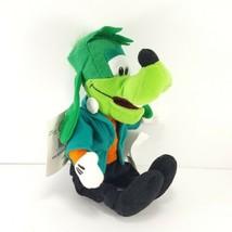 """Disney Store Goofy Goofenstein Frankenstein plush beanie 9"""" Tag Hallowee... - $9.79"""