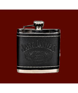 Jack Daniel's 5oz. Leather Hip Flask - $32.00