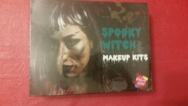 NEW Halloween SPOOKY WITCH Makeup Prosthesis Kit by Face Art - $7.86
