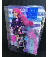 Barbie Doll Color Surprise W/Color Changing Pink Hair & Accessories.  -A1 - $10.99
