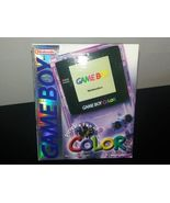 Game Boy Color Atomic Purple,Game Boy Color Atomic Purple,Atomic Purple ... - $499.99