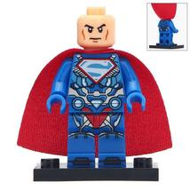 Lex Luthor Superman DC Universe Lego Minifigures Block Toy Gift for Kids - $1.99