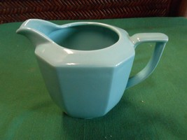 "Great Collectible Mikasa ""Dusis Turquoise"" ...Creamer - $8.72"