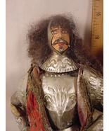 2 Late 1800's Sicilian Pupi Puppets Marionettes NEED RESTORATION - $199.99