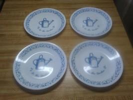 Corelle In The Garden plates - $18.95