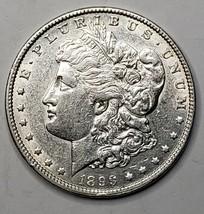 1899 MORGAN SILVER $1 DOLLAR Coin Lot# 519-37