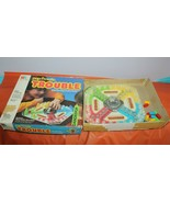 Vintage Pop O Matic Trouble Game Toy Milton Bradley 1986 - $18.80