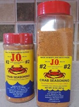 J.O. Crab Seasoning Spice, 32 oz / 16 oz or 8 oz bag. You Pick . - $8.99+
