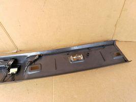 98-04 Volvo C70 Convertible Overhead Bow Console Dome Light Visor Trim Panel BLK image 9