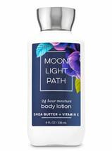Bath & Body Works MOONLIGHT PATH Super Smooth Body Lotion 8 fl oz / 236 mL - $16.99