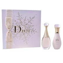 Christian Dior J'adore 1.7 Oz Eau De Parfum Spray + Body Milk 2.5 Oz Gift Set image 1