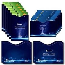 16 RFID Constellation Blocking Sleeves (12 Constellation Series 125khz ... - $15.35