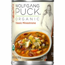 Wolfgang Organic Classic Minestrone Soup 14.5 oz ( Pack of 12 ) - $49.49