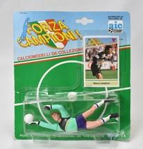 Forza Campioni Marco Landucci Soccer Sports Figurine and Card Kenner  - $24.70