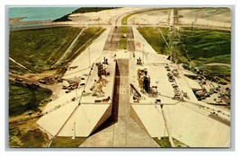 Kennedy Space Center, FL Florida NASA Launchpad 39 Postcard Posted 1967 - $10.88