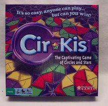 CIR-KIS Captivating Game of Circles and Stars NEW in Shrinkwrap - $18.32