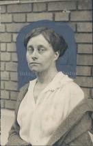 1922 Photo Princess Tscherintschew Broke Flees Stowaway Elizabeth Royalt... - $23.23