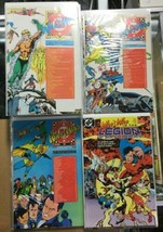 DC Comics Who's Who/Legion of Superheroes/Updates 32 Books High Grade - $156.79