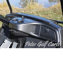Golf Cart Dash Kit Carbon Fiber Yamaha Drive - $108.47