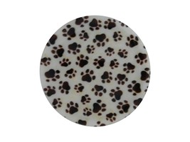 Andreas Silicone Trivet, Paws, 8 Inch - $32.85