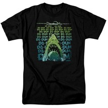 Jaws Movie Retro 70s 80s Amity Island Da-Dum Brody graphic t-shirt UNI1093B image 1
