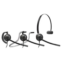 Plantronics EncorePro 540 Customer Service Headset - Mono - Wired - Over... - $81.52