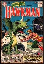BRAVE AND THE BOLD #34-1961-FIRST APPEARANCE/ORIGIN OF HAWKMAN-JOE KUBERT - $272.81